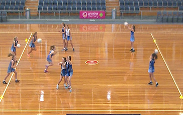 Netball Coaching Manual: Pillars of Strength