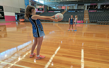 Netball Technique: Read the Pass