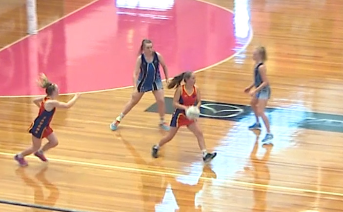 Coaching Netball: Double Plays Through Double Defence
