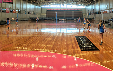 Junior Netball Coaching Drills: Full-court Beeline
